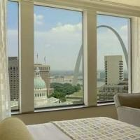 Dormir en Hotel Hilton St. Louis At The Ballpark en San Luis