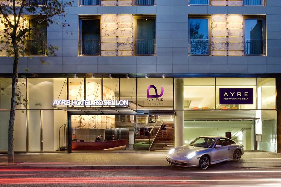 AYRE ROSELLON - Hotel cerca del Restaurante El vaso de oro