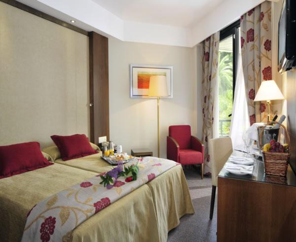 SHERRY PARK - Hotel cerca del Aeropuerto de Jerez