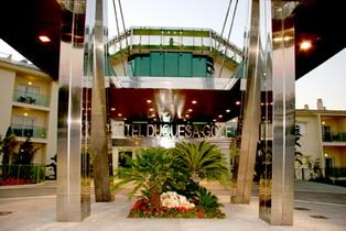SUITES DUQUESA GOLF AND SPA - Hotel cerca del Casares Costa Golf