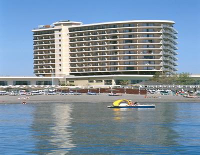 PUENTE REAL - Hotel cerca del Palacio de Deportes Martín Carpena