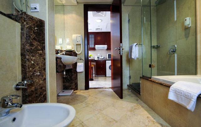 Hotel Vision  Apartments, Abu Dhabi
