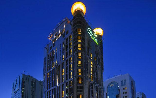 Oferta en Hotel Vision  Apartments en Asia