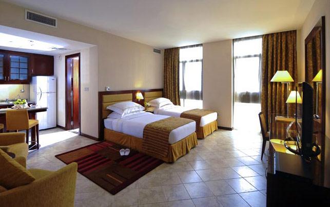 Hotel Vision  Apartments en Abu Dhabi