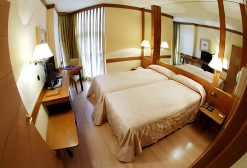 HOTEL AR LOS ARCOS  - Hotel cerca del Acueducto de Segovia