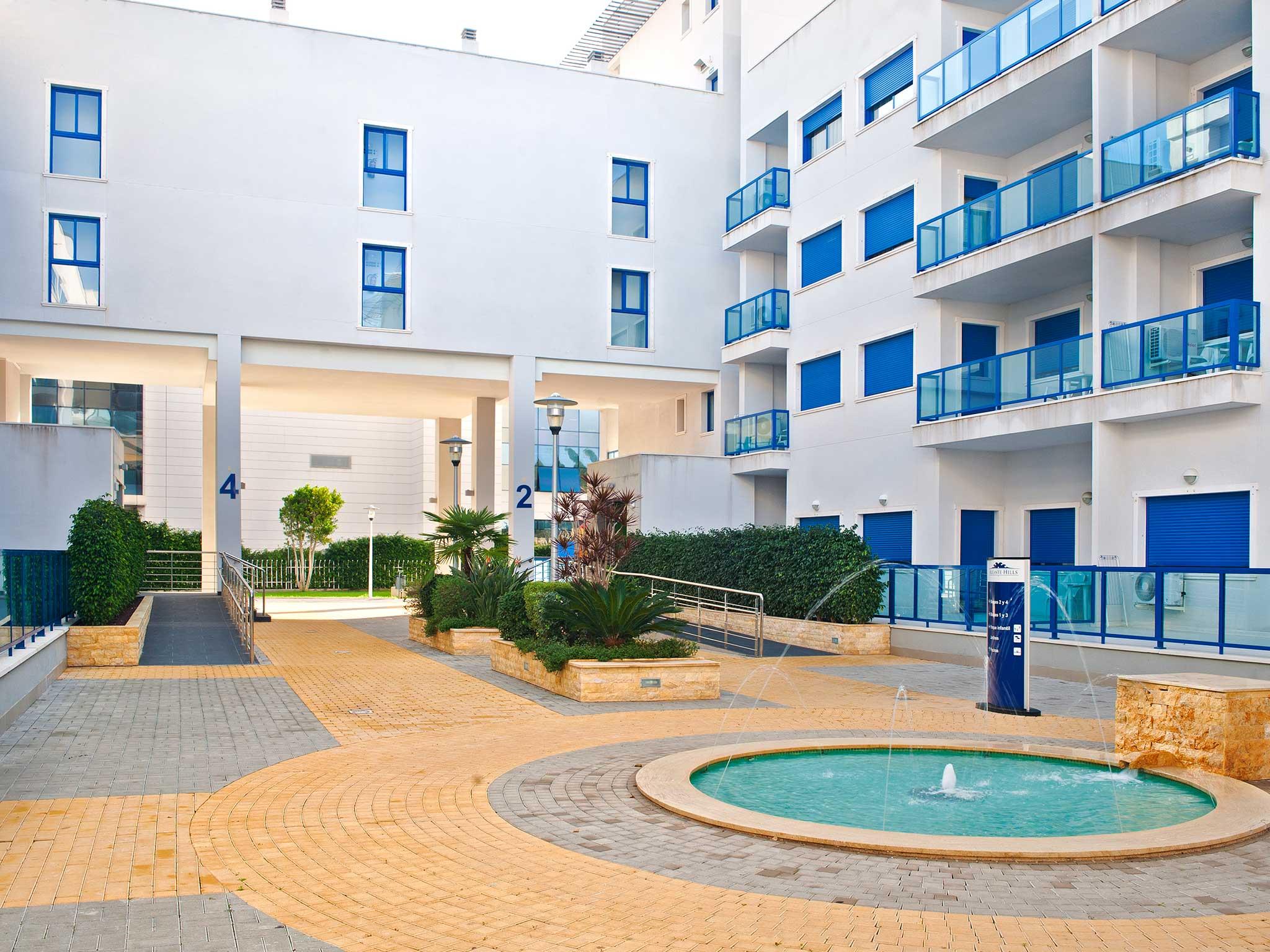Отель alicante hills