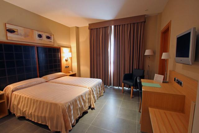 hotel Hotel Salvevir en la población de Ejea de los Caballeros