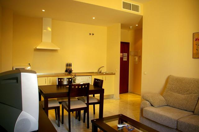 Fotos del hotel - APARTAMENTOS LUX SEVILLA PALACIO