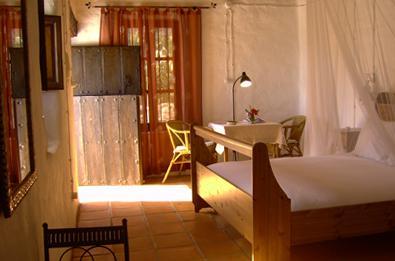 DOMUS SELECTA RURAL CORTIJO LA ALBERCA - Hotel cerca del Karst en Yesos de Sorbas