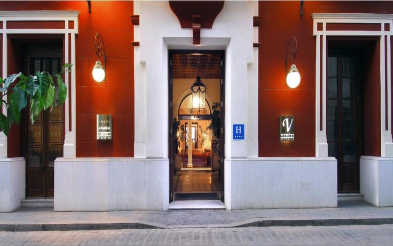 VINCCI LA RABIDA - Hotel cerca del Mesón Zurrutraque