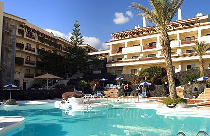 APARTAMENTOS H10 COSTA SALINAS - Hotel cerca del Aeropuerto de La Palma