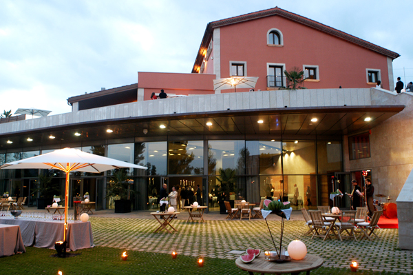 Hotel Domus Selecta Qgat Hotel Restaurant Sant Cugat