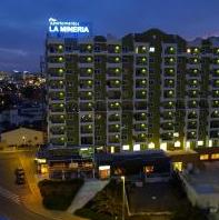 hotel APARTAMENTOS LA MINERIA en la población de Roquetas de Mar