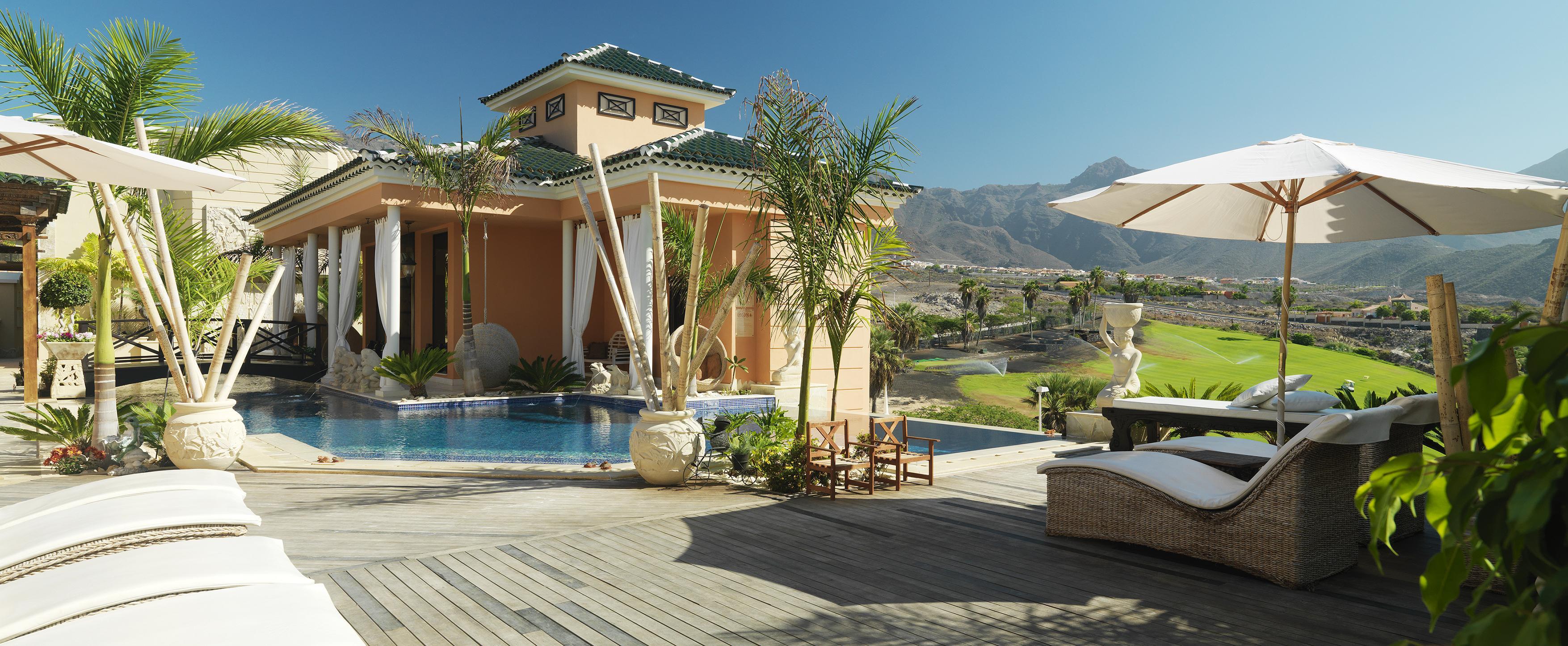 Baños Turcos Los Olivos:Royal Garden Villas Tenerife