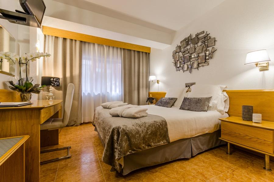 foto del HOTEL EUREKA en LES ESCALDES (ANDORRA). AN