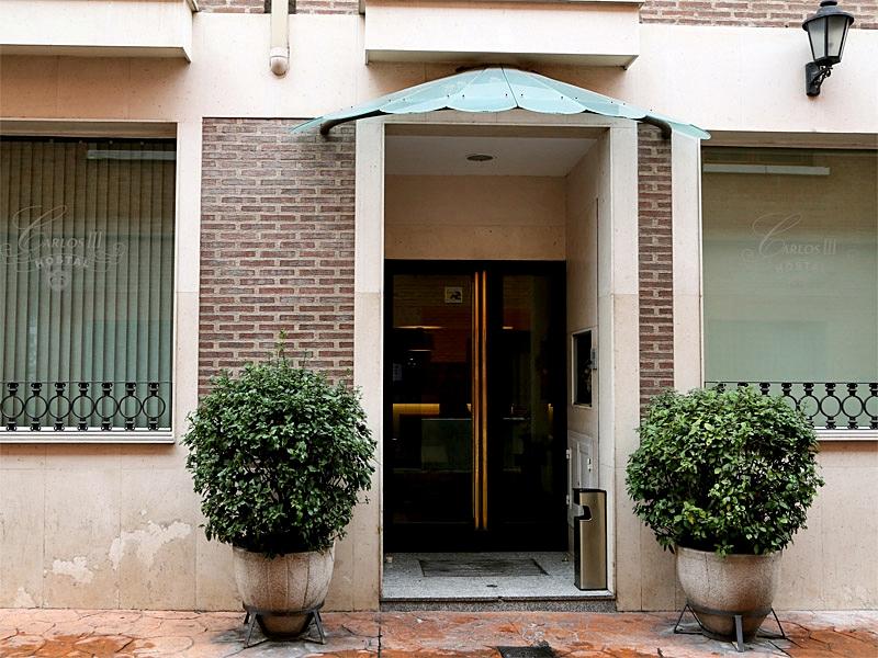 Hotel stal carlos iii hotel en getafe hotel en madrid for Como llegar a getafe