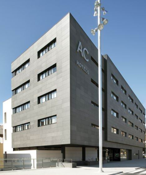 AC SANTS BY MARRIOTT - Hotel cerca del Camp Nou
