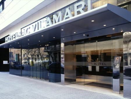 AC VILAMARI - Hotel cerca del Camp Nou