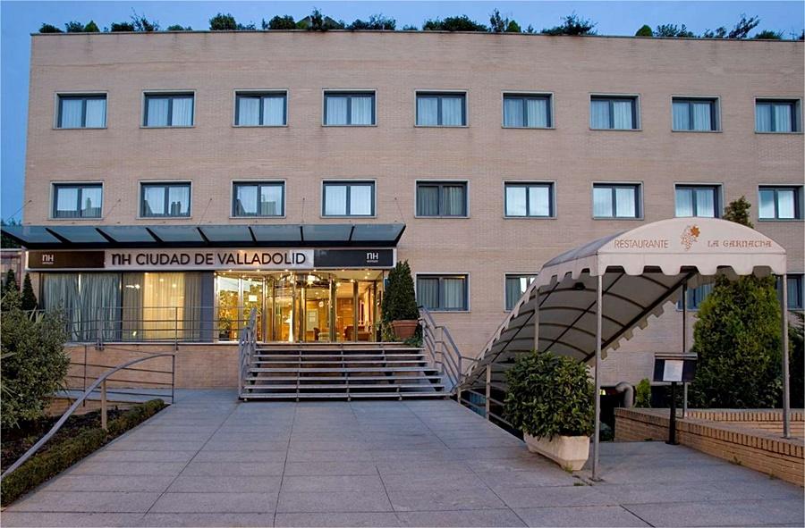 NH CIUDAD DE VALLADOLID - Hotel cerca del Plaza de Toros de Valladolid