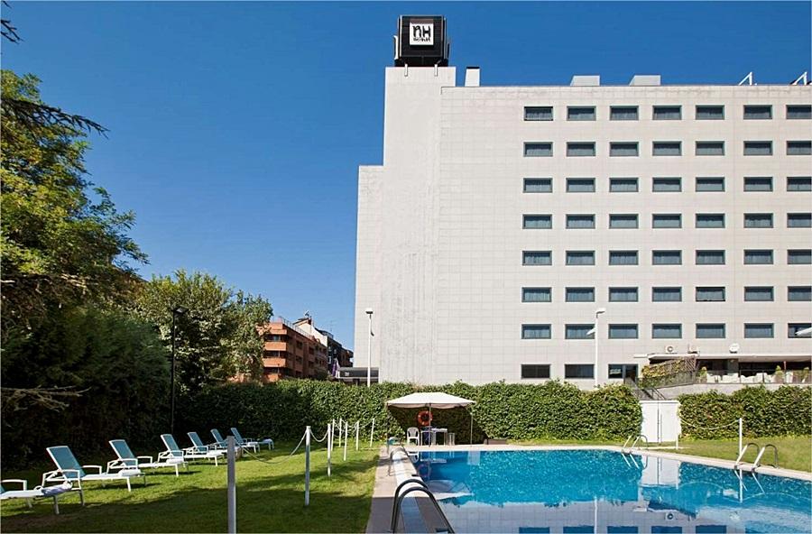 NH MADRID VENTAS - Hotel cerca del Sala Berlanga