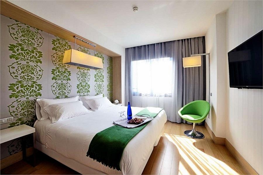 NH MADRID PRINCIPE DE VERGARA - Hotel cerca del Sala Berlanga