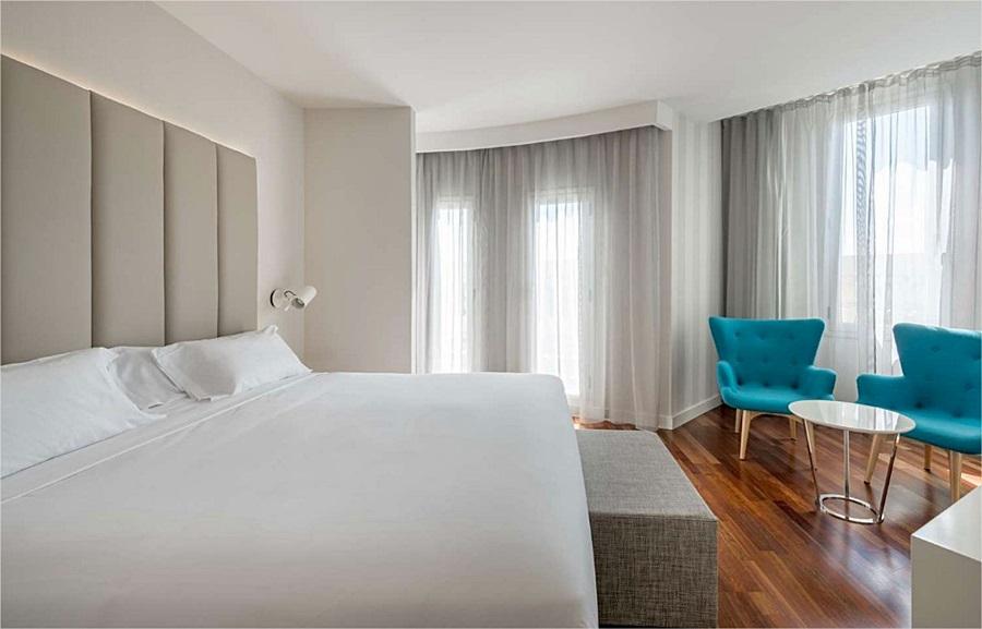 NH MADRID NACIONAL - Hotel cerca del Sala Berlanga