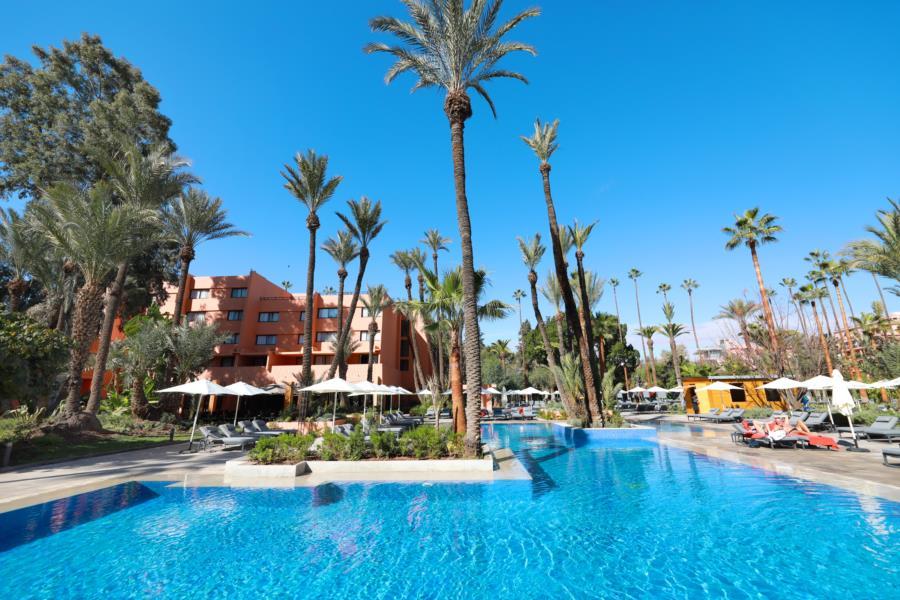 Hotel Kenzi Rose Garden Marrakech