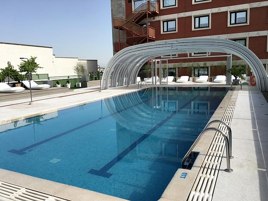 MADRID MARRIOTT AUDITORIUM HOTEL & CONFERENCE CENTER - Hotel cerca del Estadio de la Peineta
