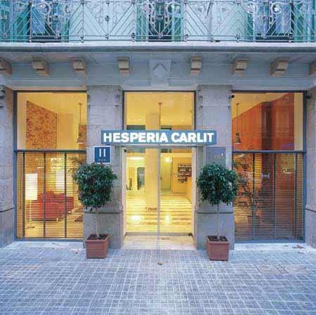 Hotel Hesperia Carlit