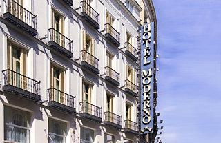 MODERNO HOTEL MADRID - Hotel cerca del Puerta del Sol
