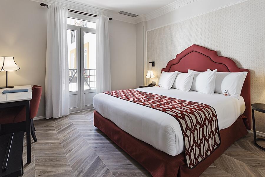 EUROSTARS REGINA - Hotel cerca del Mesón Zurrutraque