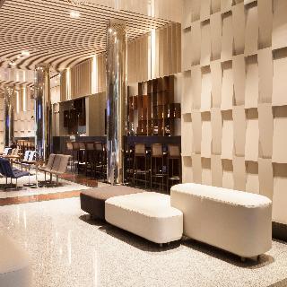 MADRID MARRIOTT AUDITORIUM HOTEL & CONFERENCE CENT - Hotel cerca del Estadio de la Peineta