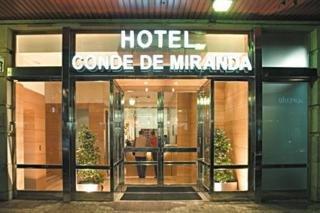 CONDE DE MIRANDA - Hotel cerca del Aeropuerto de Burgos Villafria