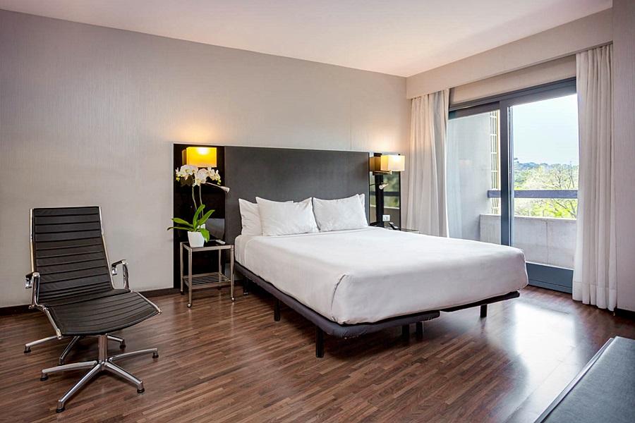 EUROSTARS MONTE REAL - Hotel cerca del Sala Berlanga
