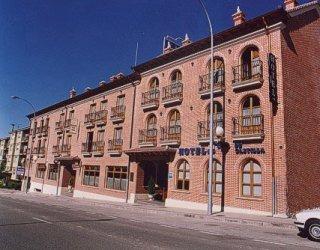 RUTA DE CASTILLA - Hotel cerca del Acueducto de Segovia