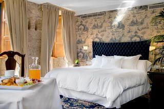 SPA HOTEL A QUINTA DA AUGA - Hotel cerca del Aeropuerto de Santiago de Compostela Lavacolla