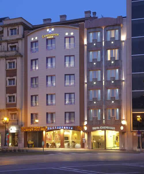 hotel cristal naranco: