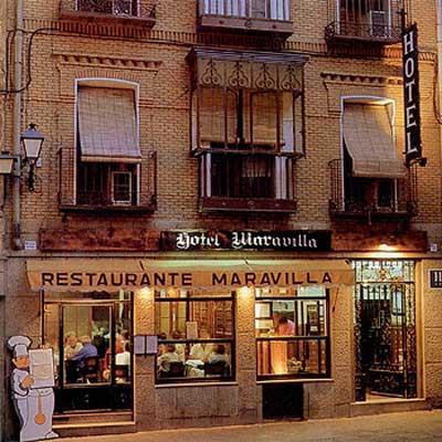 HOSTAL MARAVILLA - Hotel cerca del Plaza de Toros de Toledo