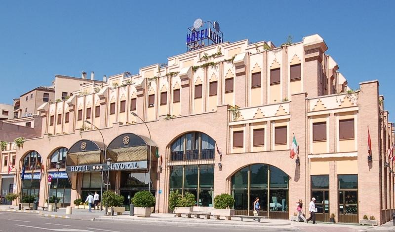 MAYORAL - Hotel cerca del Plaza de Toros de Toledo