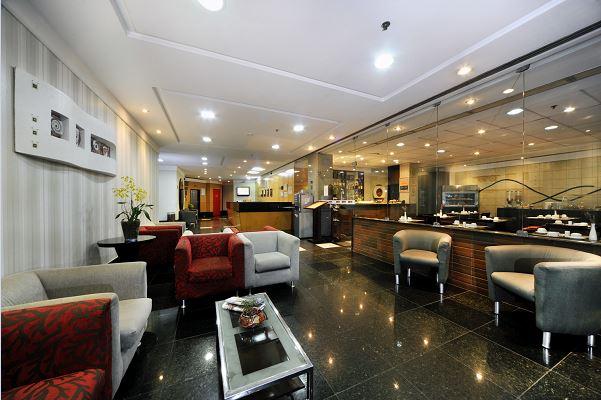 Oferta en Hotel Comfort Vitoria Praia Atlantica en Vitória