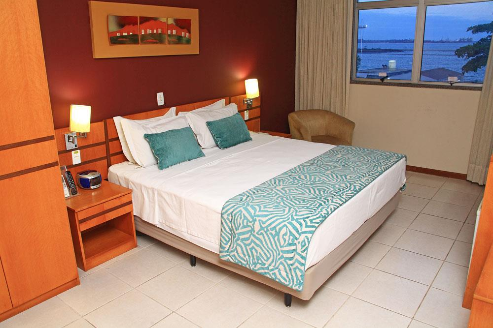 Dormir en Hotel Comfort Vitoria Praia Atlantica en Vitória
