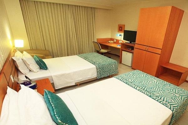 Oferta en Hotel Comfort Vitoria Praia Atlantica