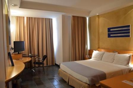 Dormir en Hotel Ilha Do Boi en Vitória