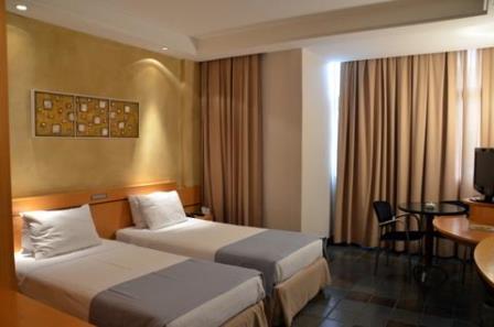 Hotel Ilha Do Boi, Vitória