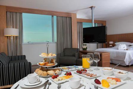 Dormir en Hotel Radisson Vitória - Atlantica en Vitória