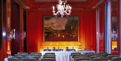 Hotel Steigenberger Park en Dusseldorf