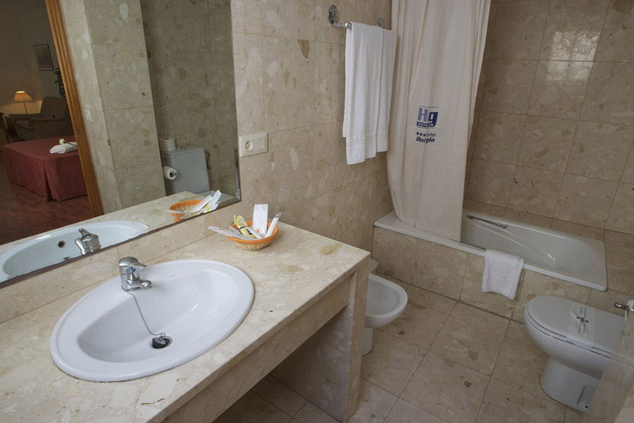 Oferta en Hotel Dc Borgia en Gandía