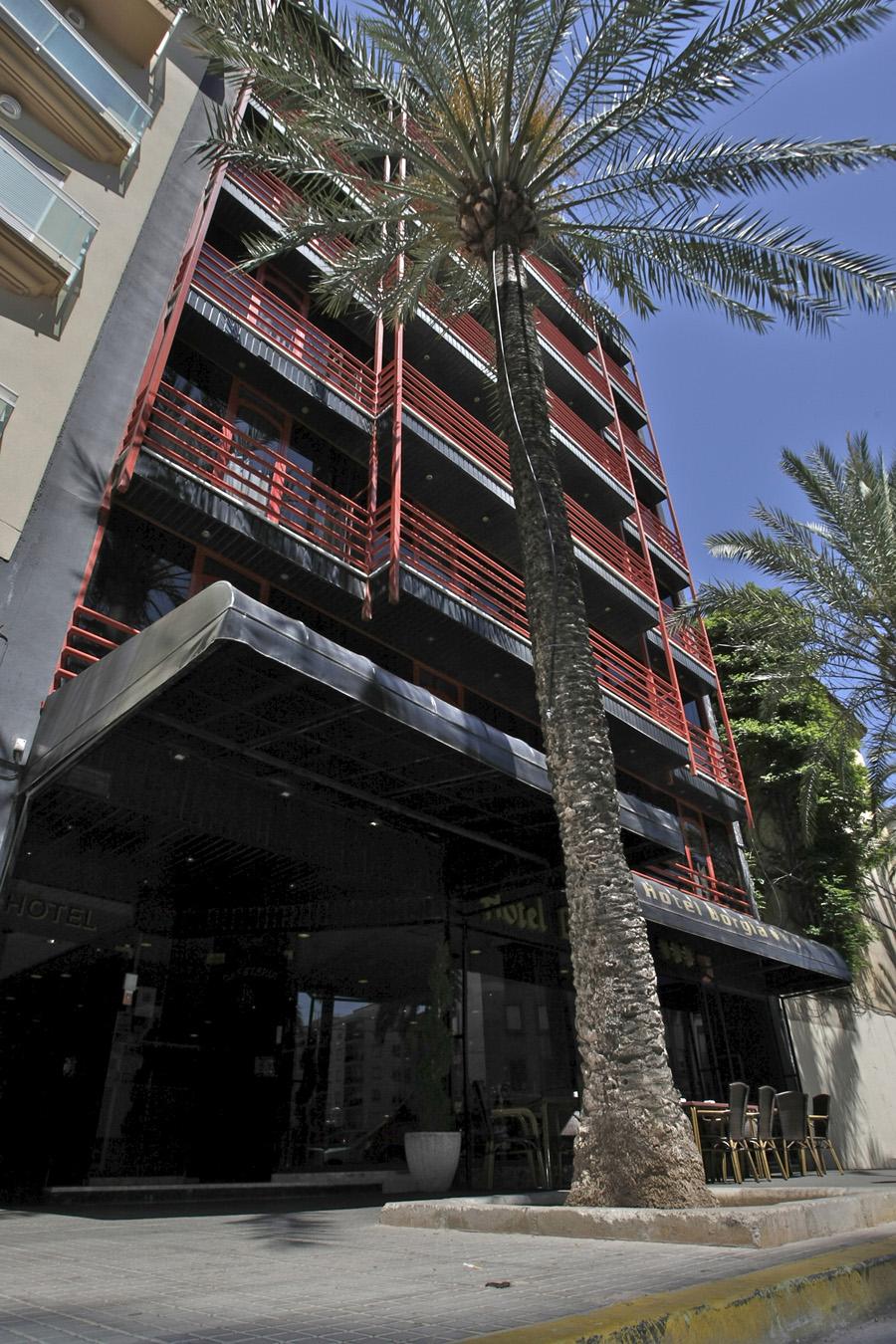 Hotel Dc Borgia en Gandía