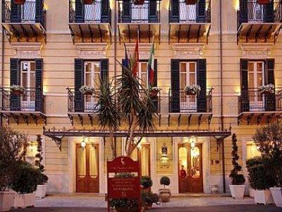 Hotel Ai Cavalieri en Palermo