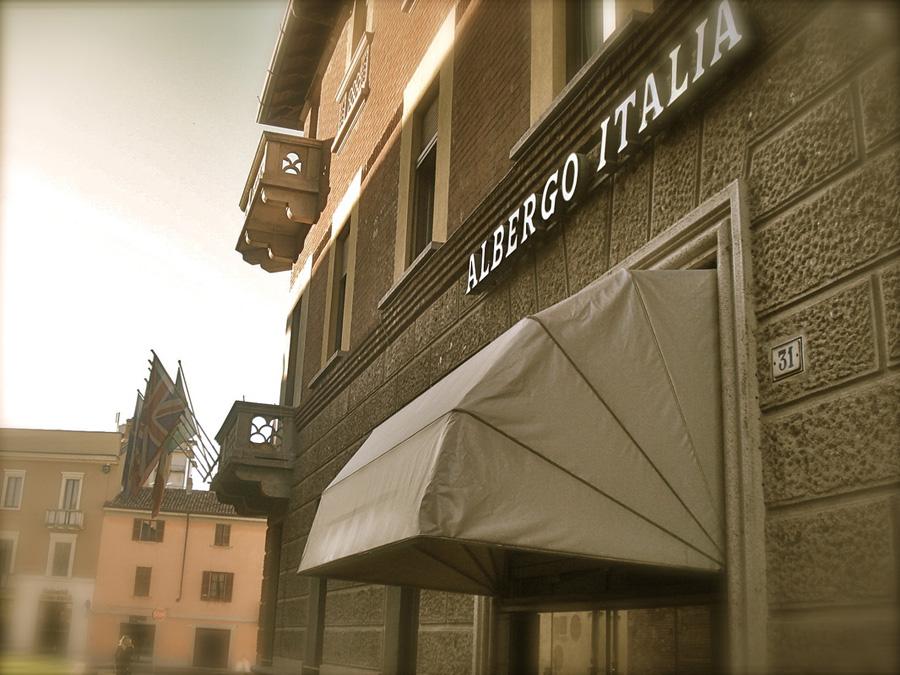 Hotel Italia, Abbiategrasso